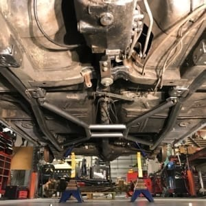 Falcon Chassis Stiffening