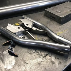 MOD mustang lower control arm 6