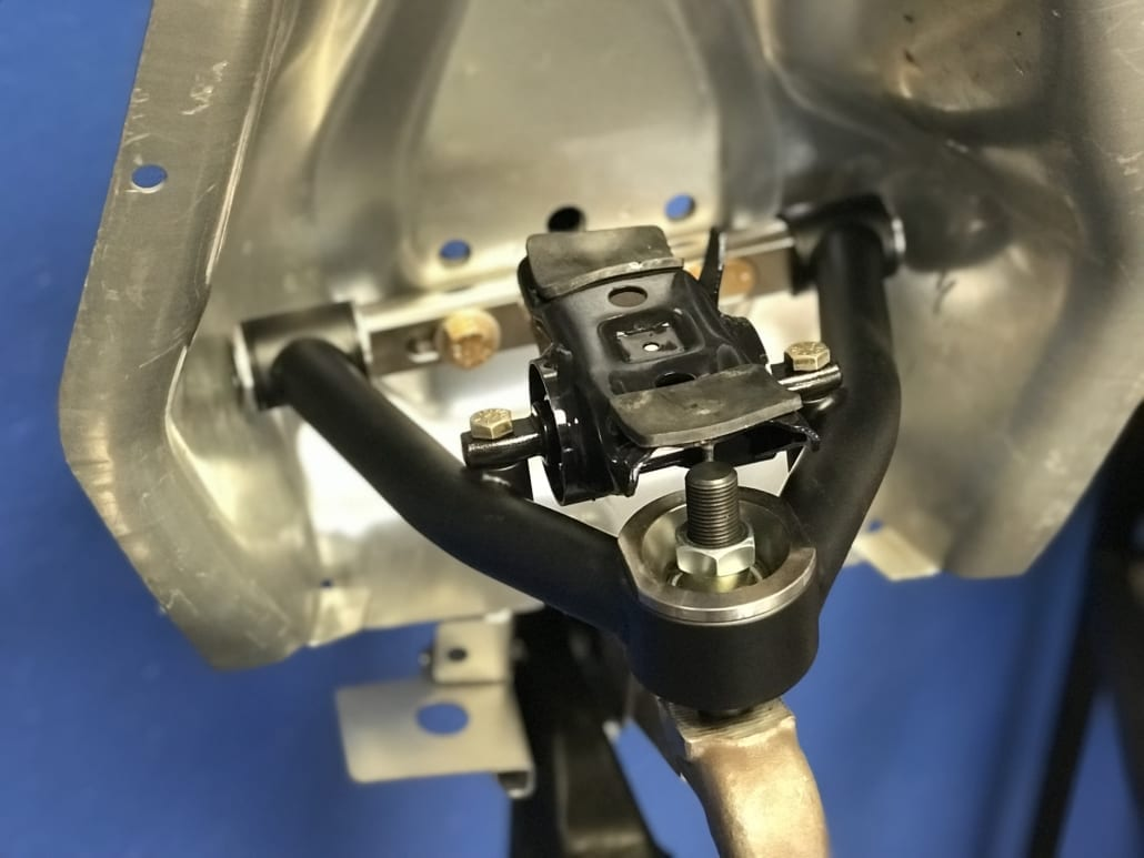 MOD mustang upper control arms 2 scaled