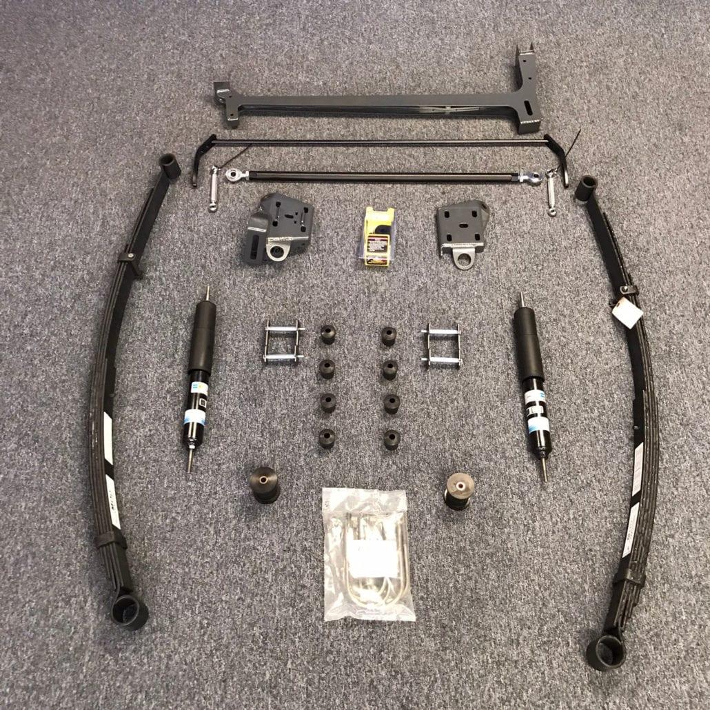 Mustang MOD 1 Rear Suspension 11 8620271