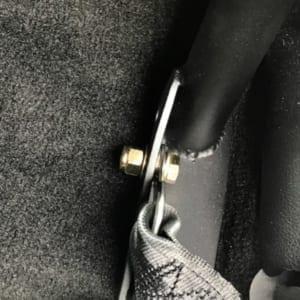 Mustang MOD Seat Belt Harness 8