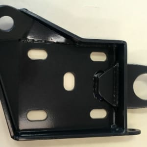 Mustang MOD leafspring plate 2