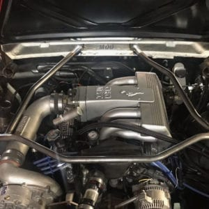 Mustang MOD Shock Tower Brace EFI 2