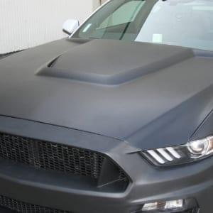 S550 Mustang Anderson GT350 Hood 5