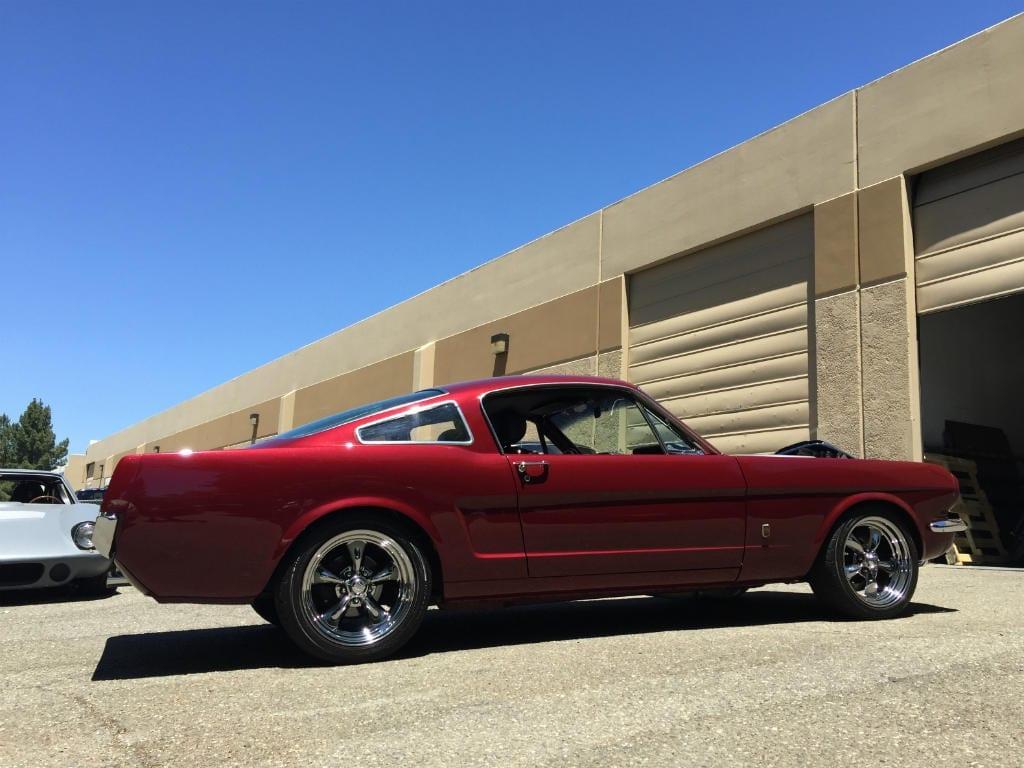 65 Mustang Street Car Ken 1