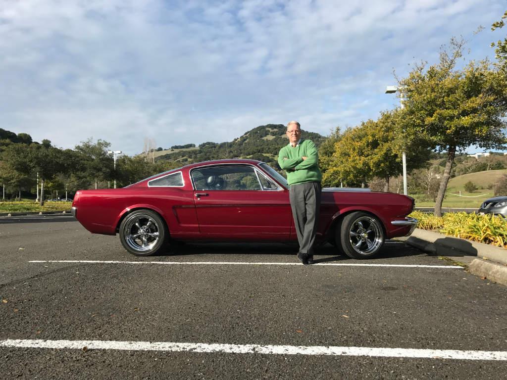 65 Mustang Street Car Ken 3