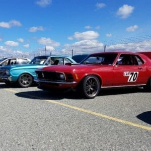 70 Ford Mustang Mike 1