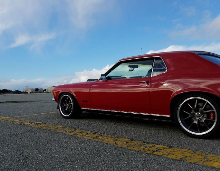 70 Ford Mustang Mike 2