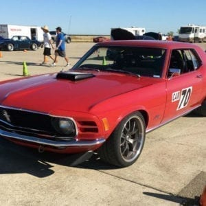 70 Ford Mustang Mike 5