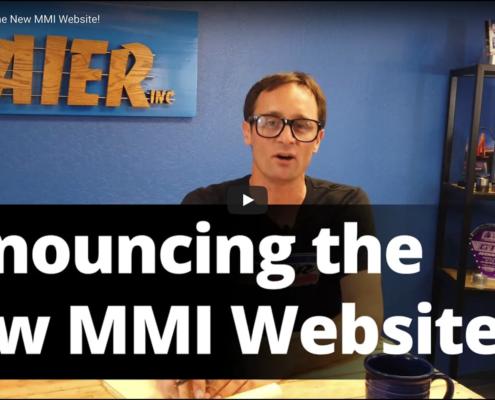 MMI New Website