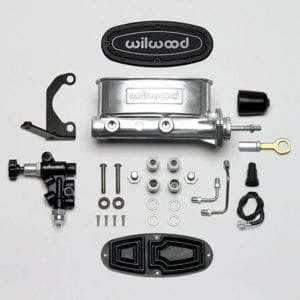 mustang wilwood master cylinder
