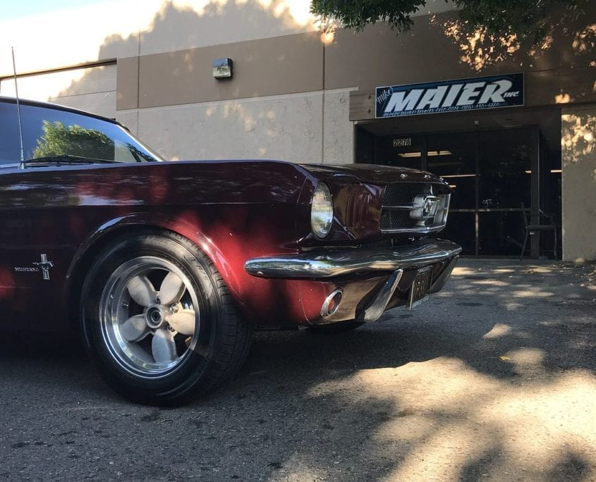 Right amount of Mustang Build