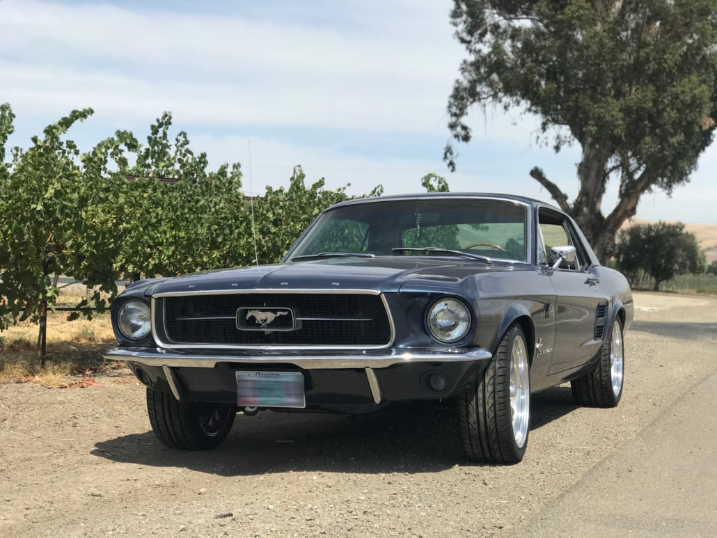 ginos 67 coupe 6
