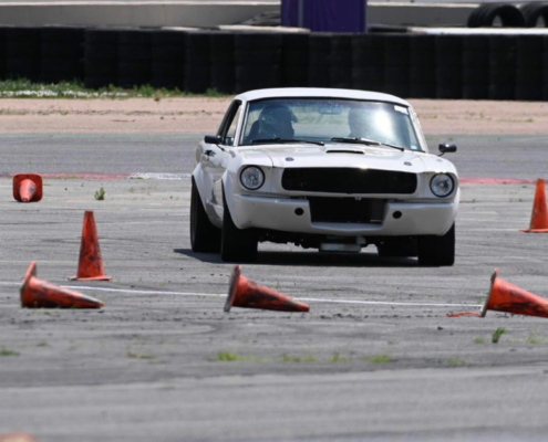 first autocross event